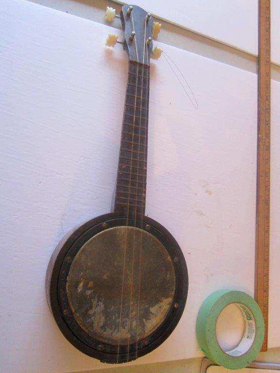 Banjo Style Ukulele
