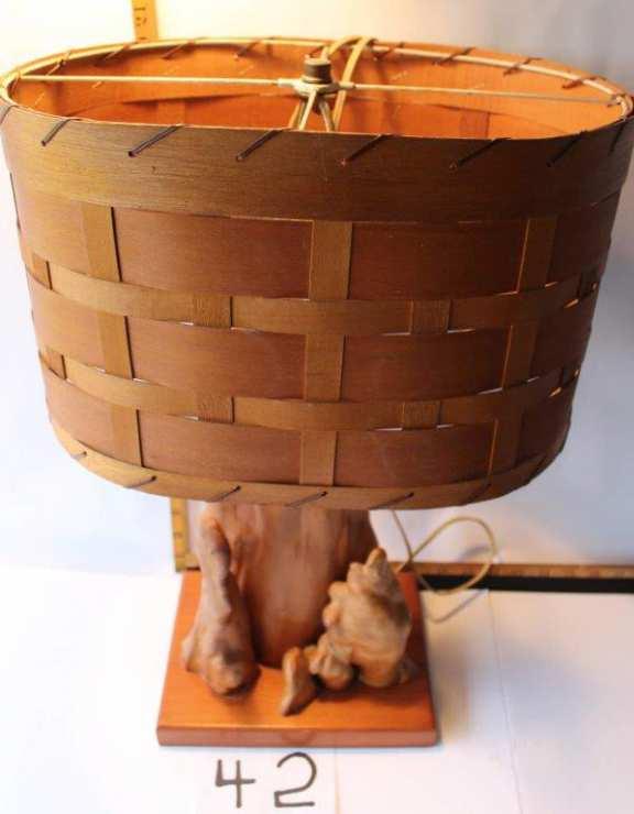 Cyprus Lamp