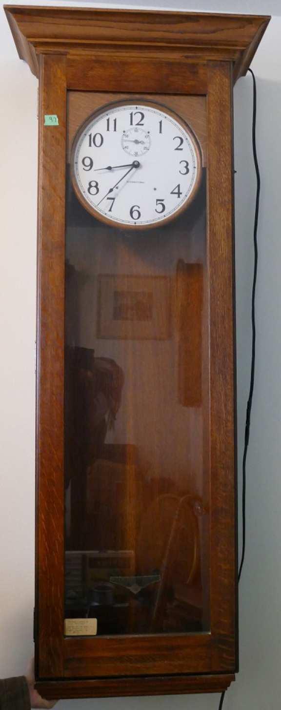 International Master Clock