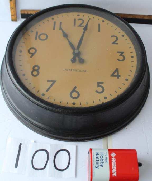 International Slave Clock