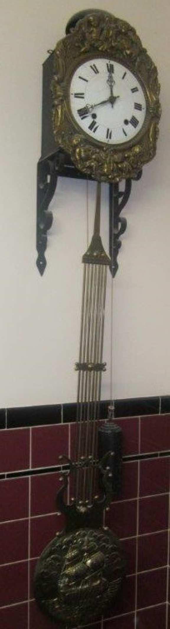 Mobier clock