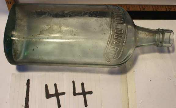 Old Glass Bottle