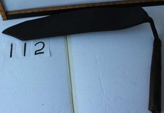 Old Hay Knife
