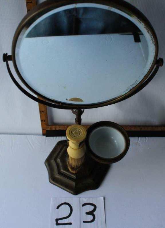 Old Shaving Mirror