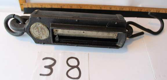 Old Weigh Scale