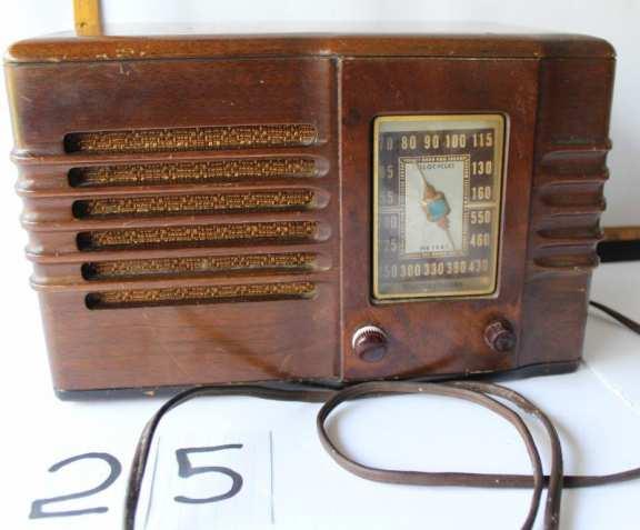 Old Westinghouse Radio