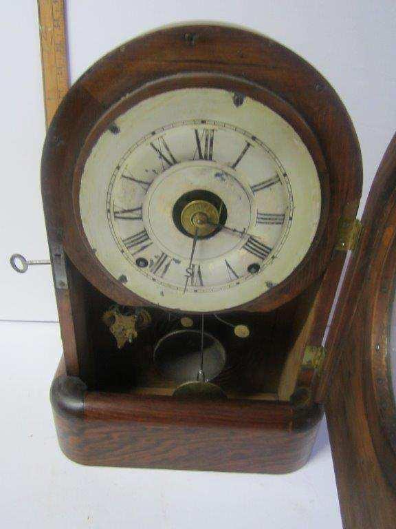 Seth Thomas Round Top Clock
