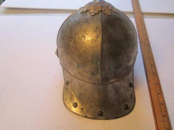 Tin Helmet