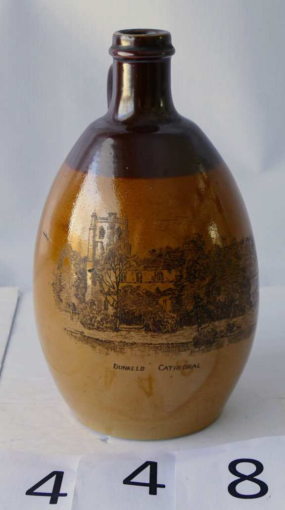 1890's Pottery Jug by Doulton Lambeth