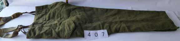 21 Battledress Trousers Surge