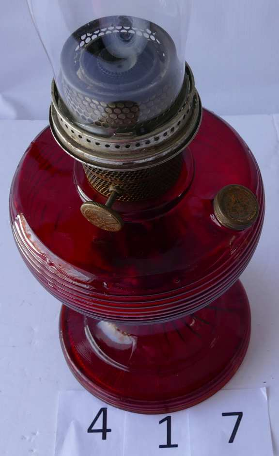 "Aladdin ""beehive"" Kerosene Lamp - Mantle Lamp Co."
