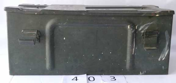 Ammunition Box P59 T.S.C.-C 1942