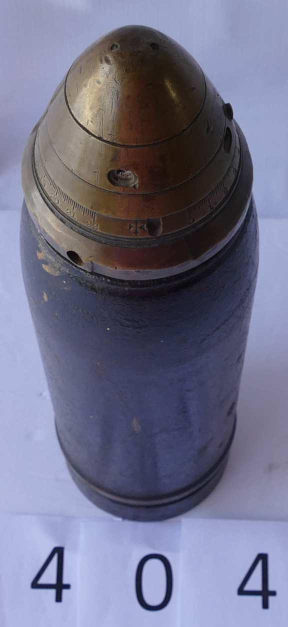 Artillery Bomb Shell