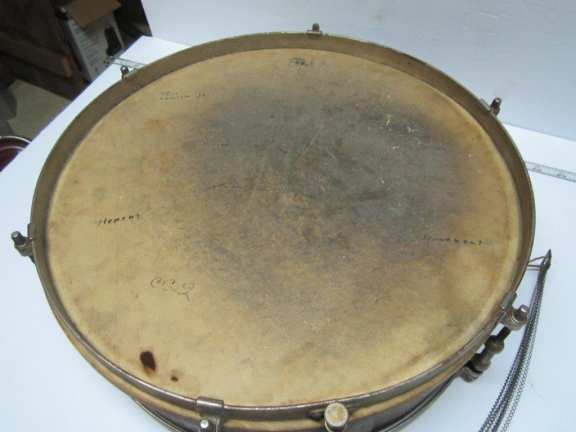 Early drum