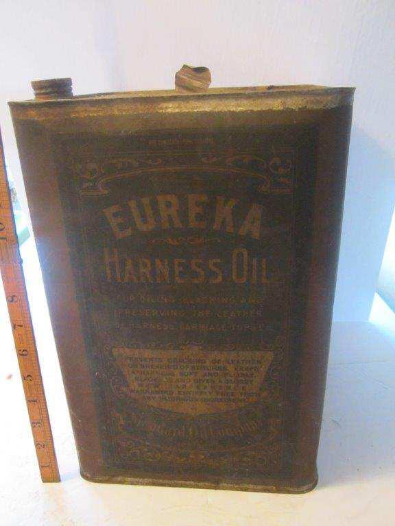Eureka Harness oil can