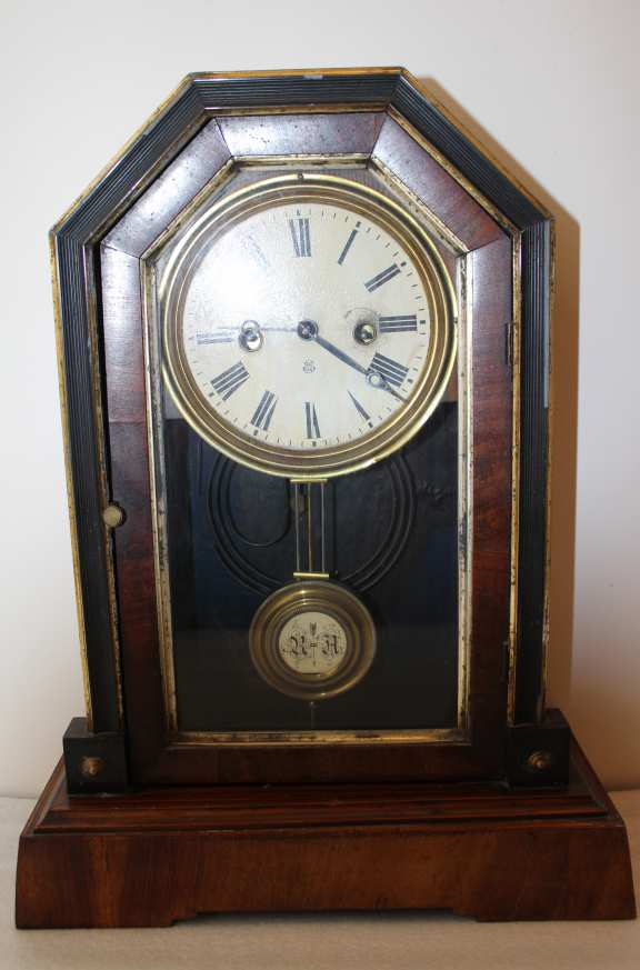 German RA Mantel Clock