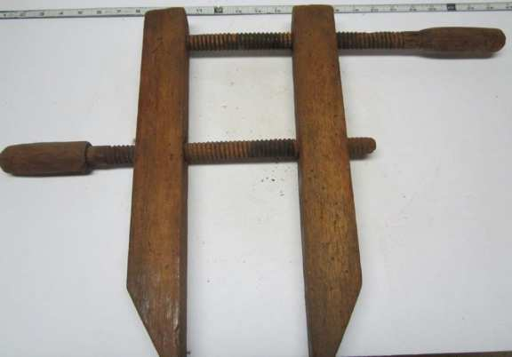 Jorgenson wooden clamp
