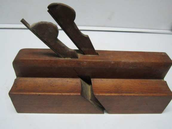 Old woodworking plane