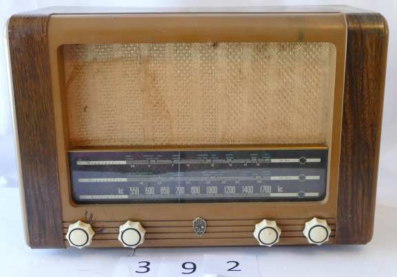 Rogers Majestic Radio