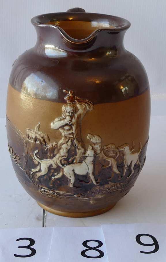Royal Doulton Pottery Pitcher