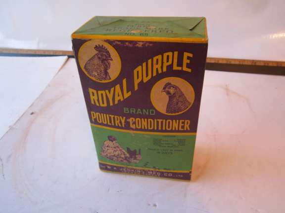 Royal Purple Poultry Conditioner