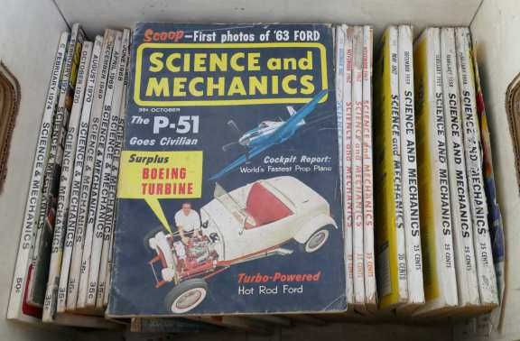 Science & Mechanics