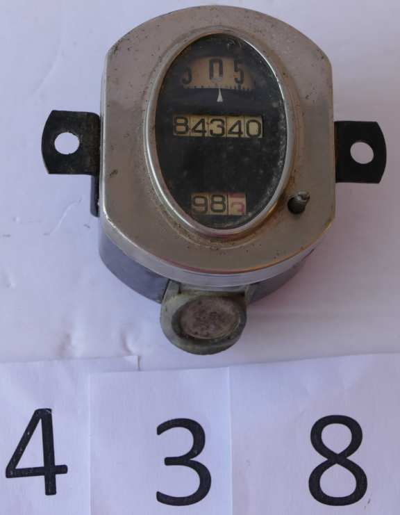 """Speedometer & Odometer from """"old"""" car"""