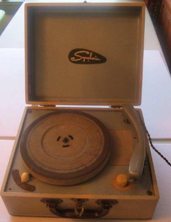 Symphonic record player