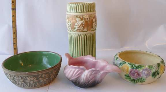 Various Pottery