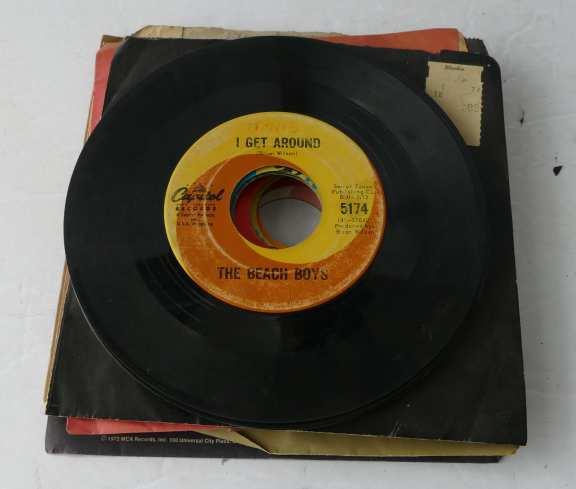 Vinyl Records 45 RPM