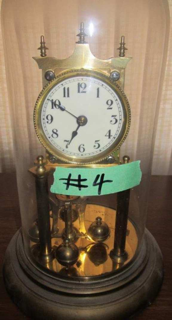 400-day anniversary clock