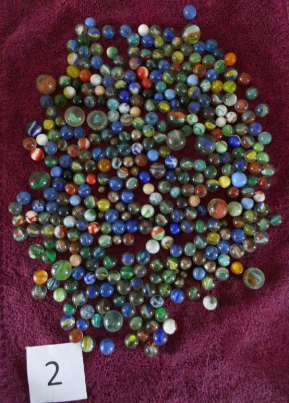 Assorted Marbles (2)