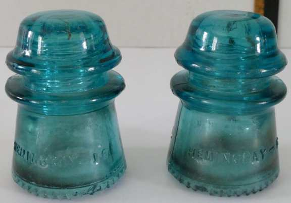 Blue Insulators