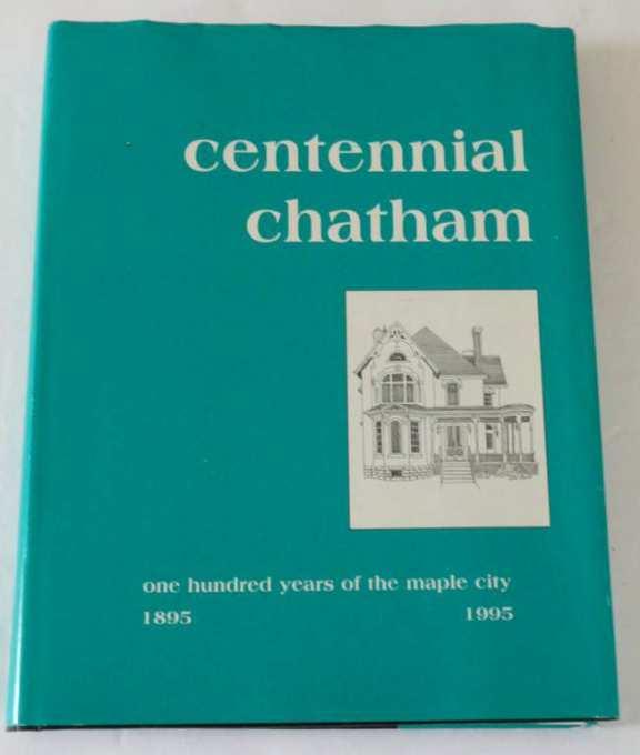 Centennial Chatham Book - John Rhodes