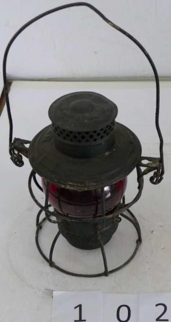 CNR Railroad Lantern