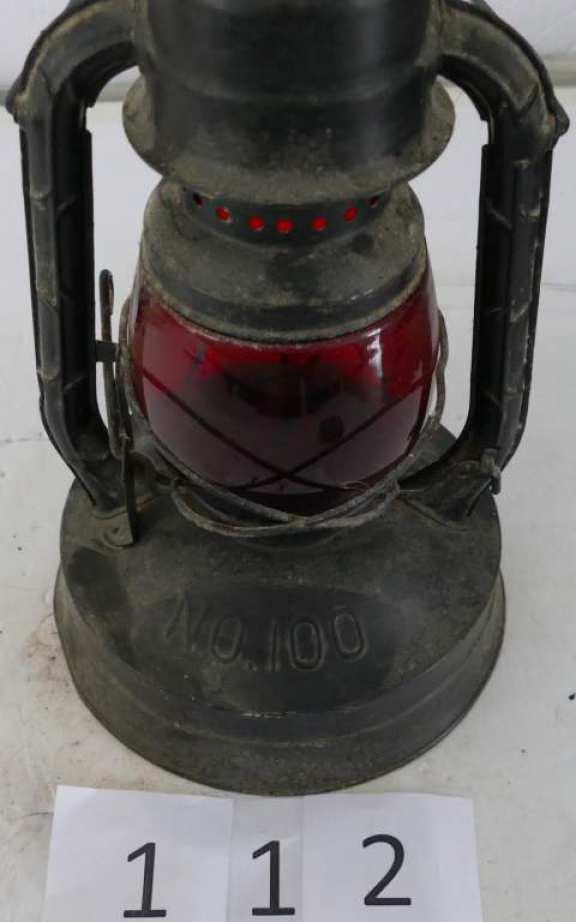 Dietz #100 Traffic Gard Lantern
