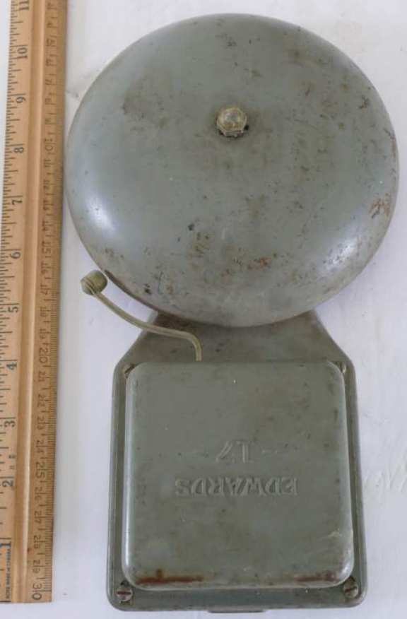Edwards 17 Electric Alarm Bell