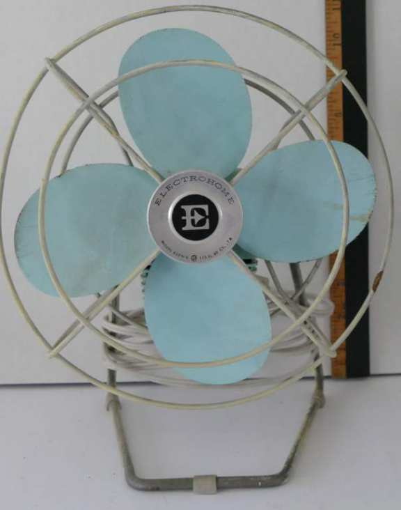 Electrohome Electric Fan