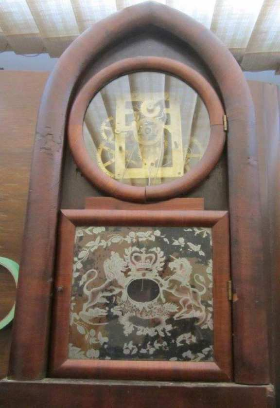 E.N. Welch early Beehive clock