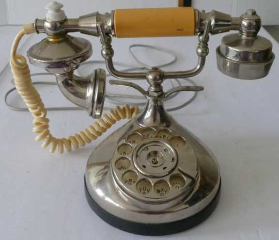 European Style Reproduction Phone