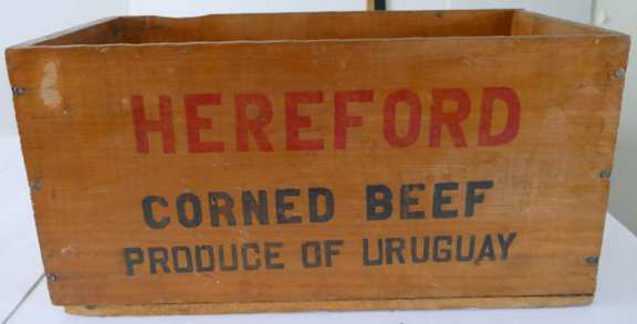 Hereford Corned Beef Box