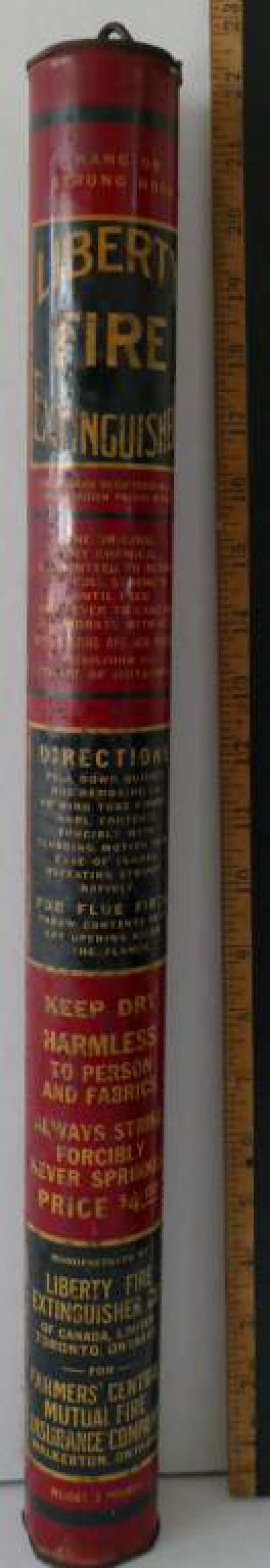 Liberty Fire Extinguisher