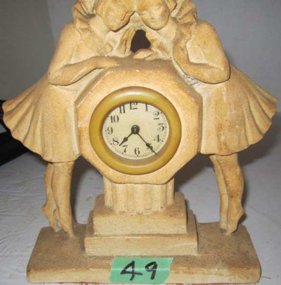 Lux Clock Company mantle clock
