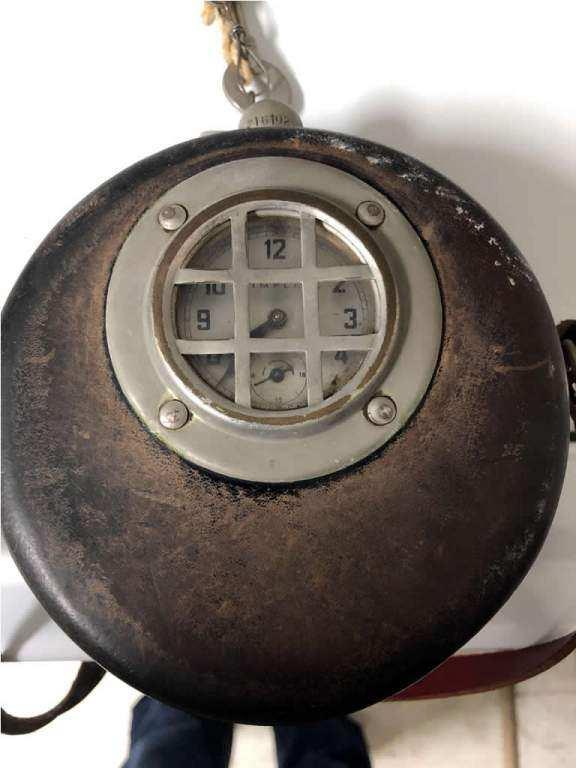 Simplex Time Recorder W Keys