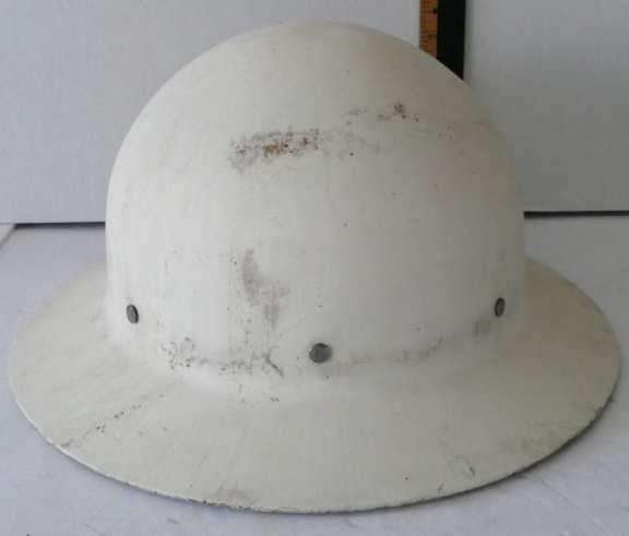 Steel Lumberjack Helmet