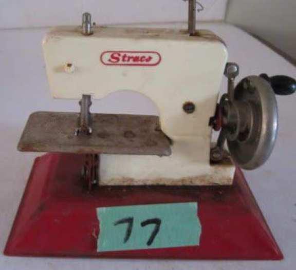 Strac children's sewing machine
