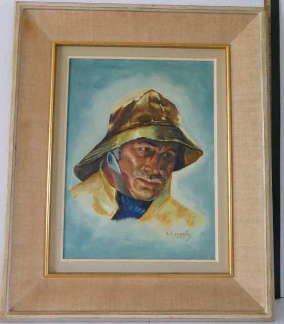 W. Karwatsky Painting