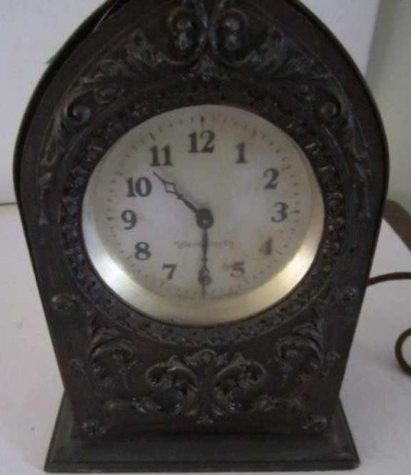 Wentworth clock