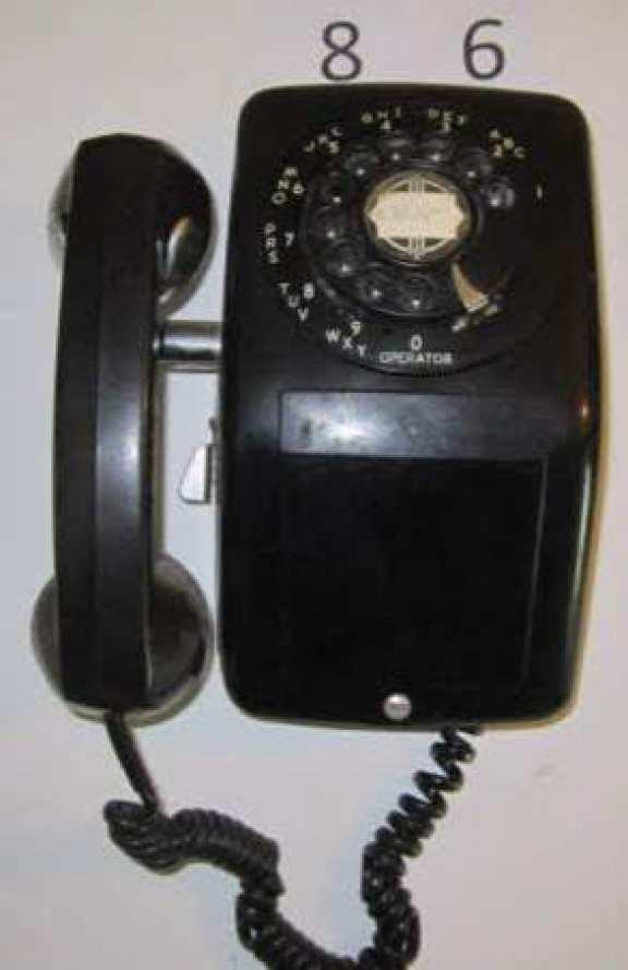 1950-60 wall phone