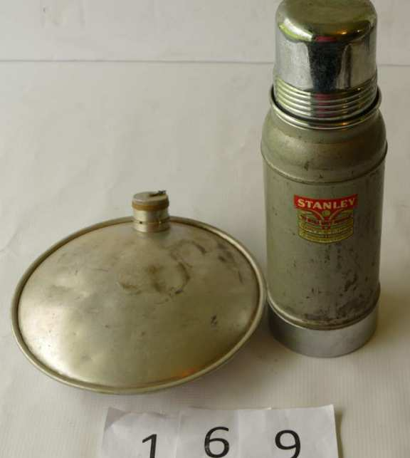 Boy Scout Canteen & Stainless Steel Thermos